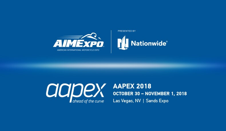 OCTOBER SHOWS: AIMEXPO & AAPEX SHOW